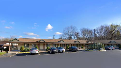 Americas Best Value Inn Cheshire Cover Picture
