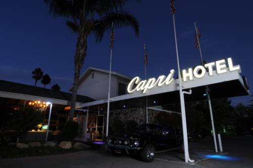 The Capri Hotel Cover Picture
