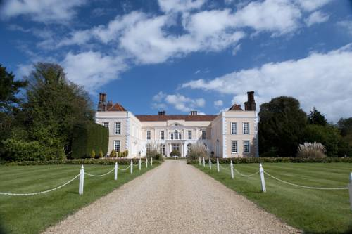 Hintlesham Hall Hotel Cover Picture