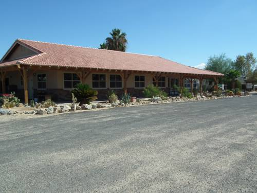 Twentynine Palms Resort - Joshua Tree National Park Cover Picture