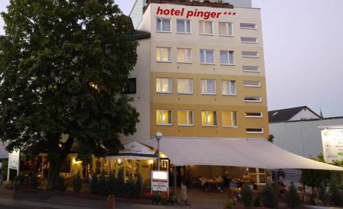 Hotel Pinger Cover Picture
