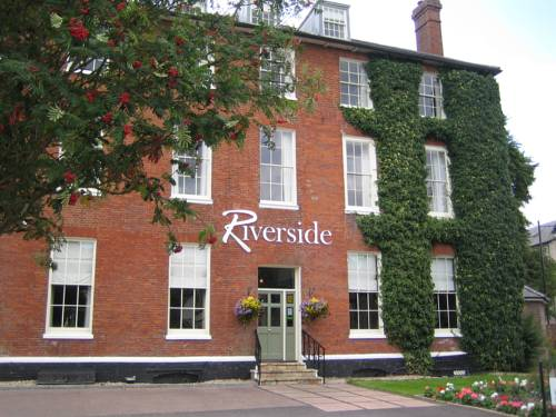 The Riverside House Hotel Cover Picture