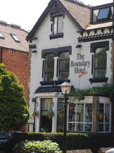 The Boundary Hotel - B&B Cover Picture