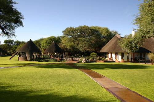Okahandja Country Hotel Cover Picture