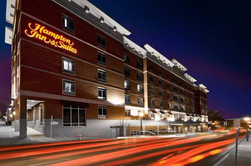 Hampton Inn & Suites - Raleigh Downtown Cover Picture