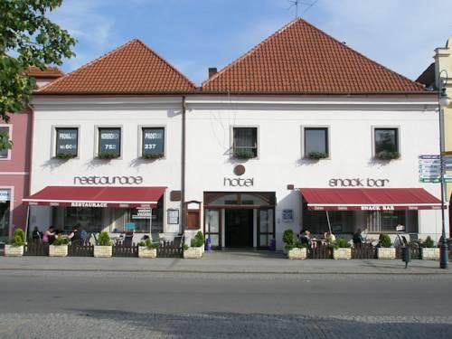 Hotel Český Dvůr Cover Picture