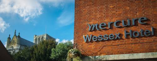 Mercure Winchester Wessex Hotel Cover Picture