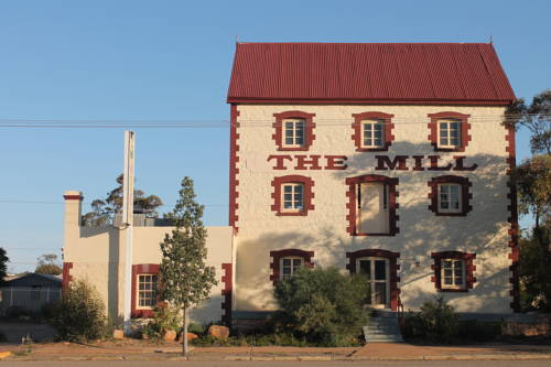 Flinders Ranges Motel - The Mill Cover Picture