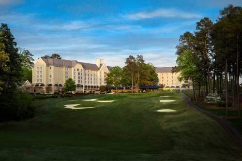 Washington Duke Inn & Golf Club Cover Picture