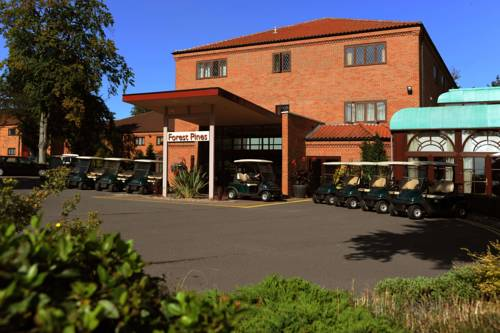 Forest Pines Hotel & Golf Resort - QHotels Cover Picture