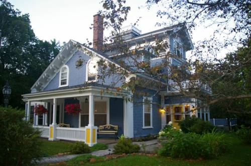 The Dawson House B&B Cover Picture