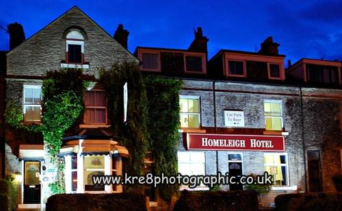 Homeleigh Hotel Cover Picture