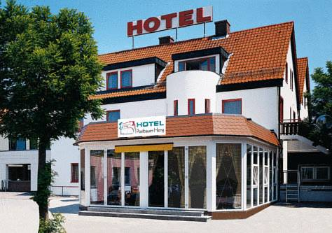 Hotel Postbauer-Heng Cover Picture