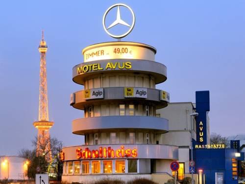 Hotel und Rasthof AVUS Cover Picture