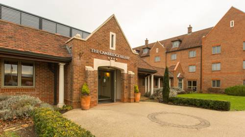 The Cambridge Belfry - QHotels Cover Picture
