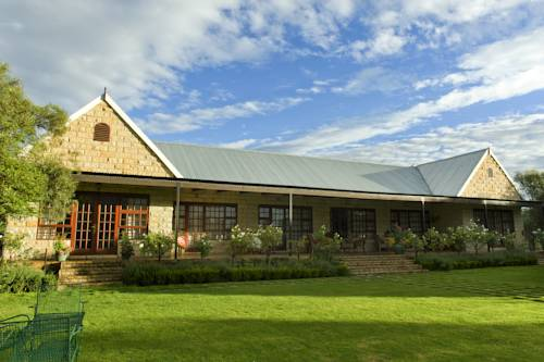 Olive Hill Country Lodge Cover Picture