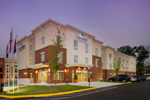 Candlewood Suites Alexandria - Fort Bevoir Cover Picture