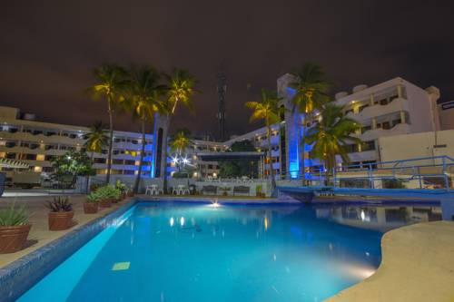 Hotel San Antonio Cover Picture