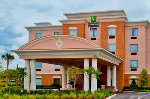 Holiday Inn Express Orlando-Ocoee East Cover Picture