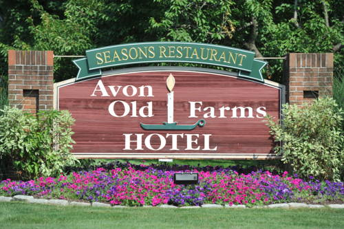Avon Old Farms Hotel Cover Picture