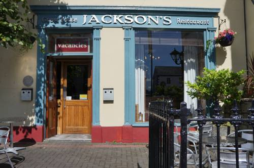 Jacksons Restaurant and Accommodation Cover Picture