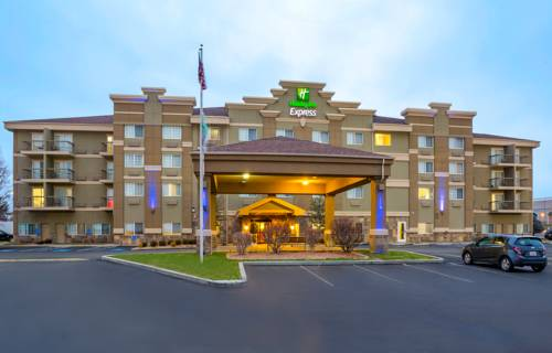 Holiday Inn Express Layton - I-15 Cover Picture