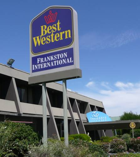 Best Western Frankston International Cover Picture