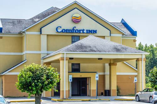 Comfort Inn Dunn Cover Picture