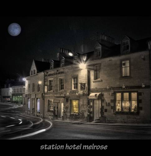 Station Hotel And Restaurant Cover Picture