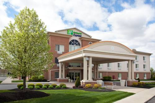 Holiday Inn Express Hotel & Suites Marion Cover Picture