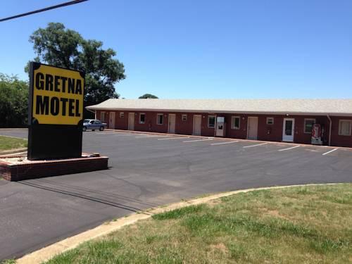 Gretna Motel Cover Picture