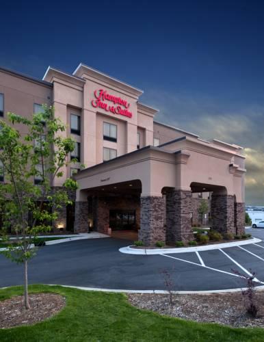 Hampton Inn & Suites Winston-Salem/University Area Cover Picture