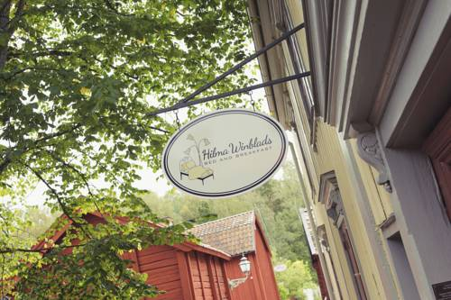 Hilma Winblads Bed & Breakfast Cover Picture