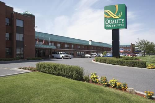 Quality Inn & Suites Aéroport P.E. Montréal-Trudeau Airport Cover Picture