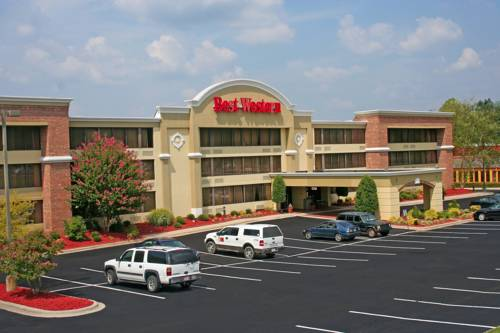 Best Western Plus Charlotte Matthews Hotel Cover Picture