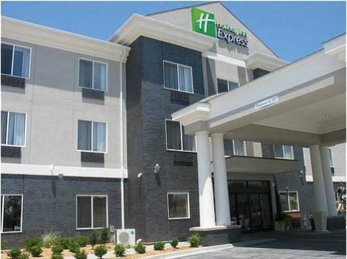 Holiday Inn Express & Suites Pittsburg Cover Picture