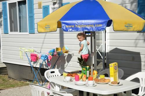 Happy Camp Mobile Homes in Camping Tenuta Primero Cover Picture