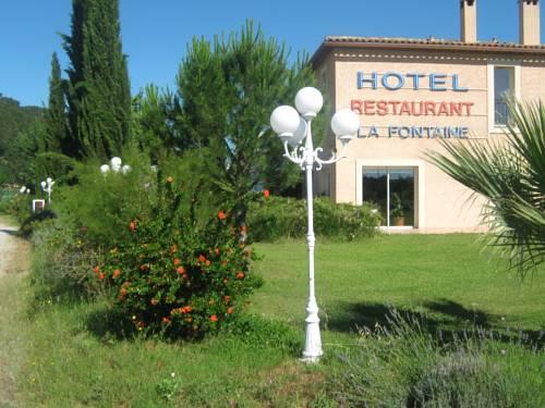 La Fontaine Cover Picture