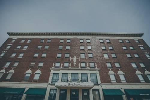 The Hotel Ottumwa Cover Picture