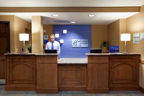 Holiday Inn Express Boulder Cover Picture