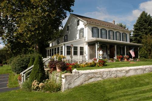 1825 Inn Bed and Breakfast Cover Picture