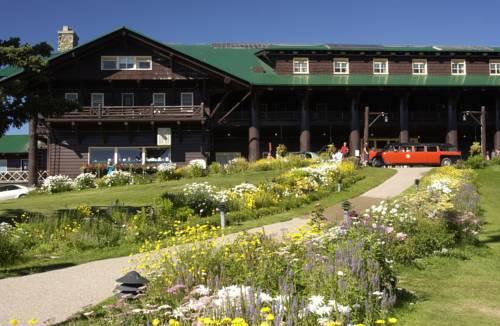 Glacier Park Lodge Cover Picture