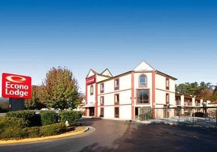 Econo Lodge South Garner Cover Picture