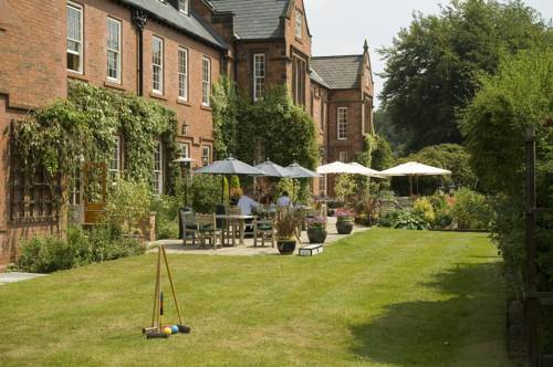 Nunsmere Hall Hotel Cover Picture