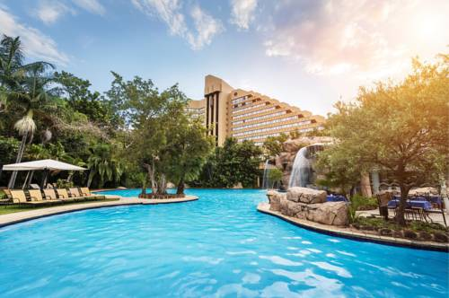 The Cascades Hotel at Sun City Resort Cover Picture