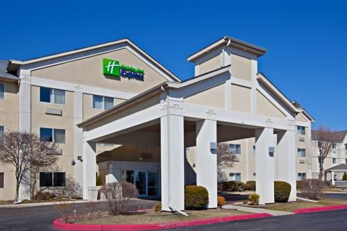 Holiday Inn Express Elkhart North - I-80/90 Exit 92 Cover Picture