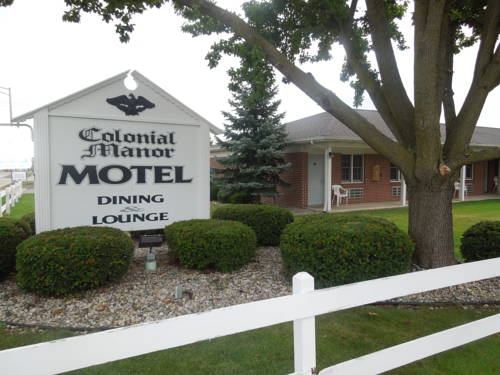Colonial Manor Motel Cover Picture