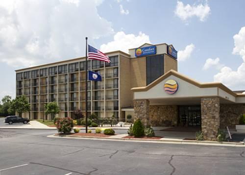 Comfort Inn & Suites Danville Cover Picture