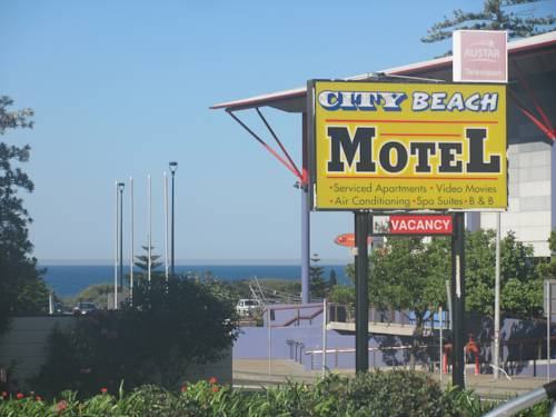 City Beach Motel Cover Picture
