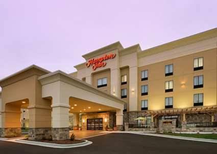 Hampton Inn & Suites Schererville Cover Picture